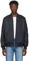 Levi's Levis Reversible Black Sherpa Bomber Jacket