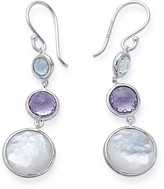 Ippolita Lollipop Lollitini 3 Stone drop earrings
