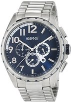 Esprit men's Quartz Watch Analogue Display and Stainless Steel Strap ES1COF2E6149.L56