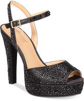 Thalia Sodi Bridget Platform Dress Sandals, Created for Macy's Women's Shoes