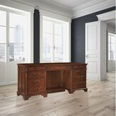 Caylee Executive Desk Darby Home Co