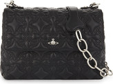 Vivienne Westwood Coventry large leather cross-body bag