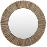 Surya Round Wall Mirror