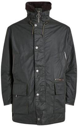 Barbour Gold Standard Supa-Border Wax Jacket