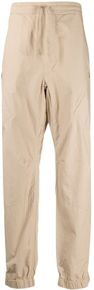 Carhartt Wip Colter tapered-leg cotton trousers