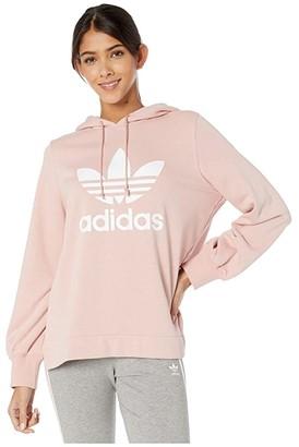 adidas Originals Hoodie (Pink Spirit) Women's Sweatshirt