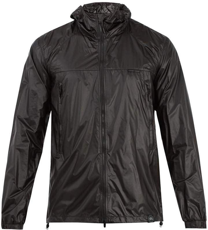 Canada Goose Sandpoint lightweight hooded technical jacket