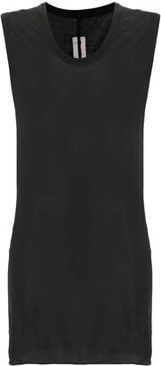 Rick Owens twisted seam T-shirt