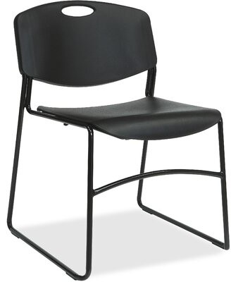 Thumbnail for your product : Lorell Armless Stackable Chair