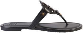 Tory Burch Black Miller Sandals