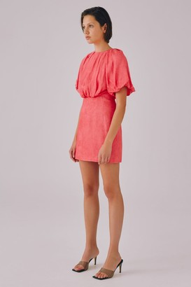 C/Meo PRIMARILY SHORT SLEEVE DRESS Pink