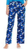 Sleep Sense Flannel Scottie Dogs Sleep Pants