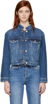 Won Hundred Blue Denim Courtney Jacket