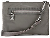 MICHAEL Michael Kors Janie Large Nylon Cross-Body Bag