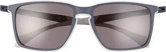 HUGO BOSS 57mm Polarized Square Sunglasses