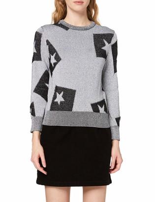 Cheap Monday Women's Tips Knit Cut Star Jumpers