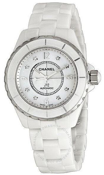 Chanel J12 Ceramic Unisex Watch