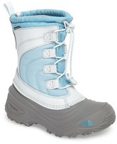 The North Face Girl's Alpenglow Iv Waterproof Insulated Winter Boot
