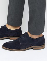 Tommy Hilfiger Daytona Suede Derby Shoes