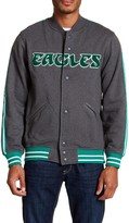 Mitchell & Ness Philadelphia Eagles Fleece Jacket