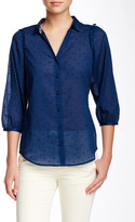 Robert Graham Alcott Voile Blouse
