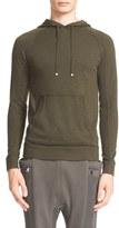 Helmut Lang Men's Hooded Pullover