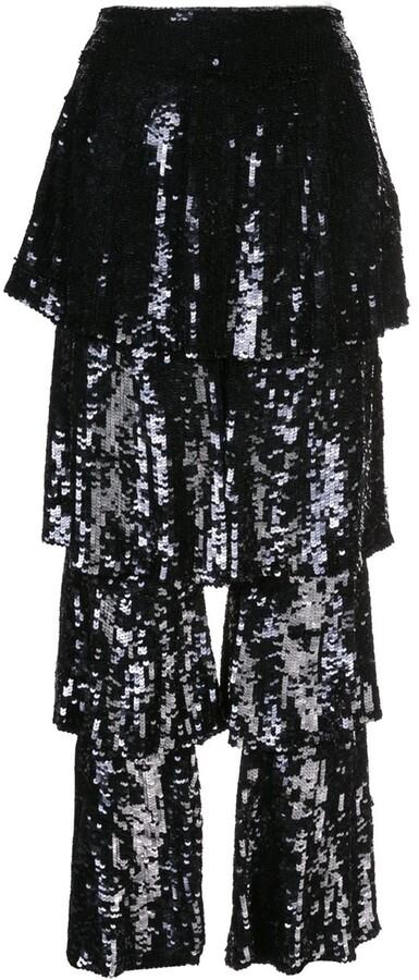 Osman Felix sequin trousers