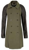 Feld Olive Night Coat