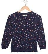 Stella McCartney Girls' Star Print Pullover Sweatshirt
