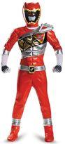 Power Rangers Dino Charge Red Ranger Costume - Kids