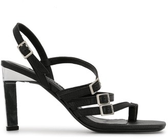 Senso Odette 85mm strappy sandals