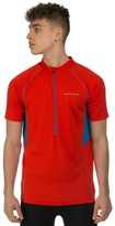 Dare 2b Red Jeopardy Sports Jersey Top