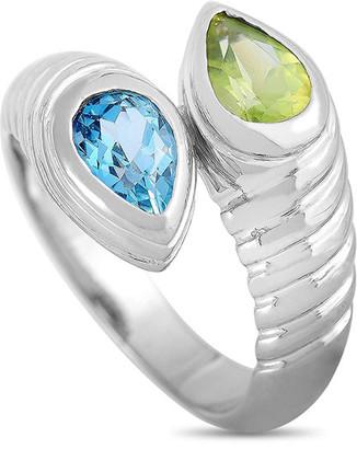 Heritage Bvlgari Bulgari 18K Gemstone Ring