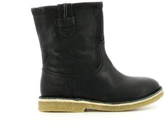 Kickers Cressona Leather Boots