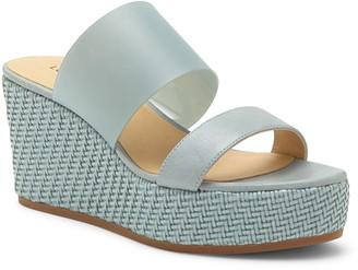 Lucky Brand Brindia Platform Wedge Sandal