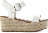 Steve Madden Surfa espadrilles leather platform sandals