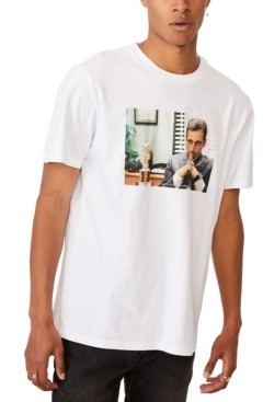 Cotton On Men's The Office Graphic T-shirt