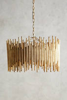 Anthropologie Gathered Glow Chandelier