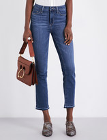 Paige The jacqueline high-rise cropped jeans