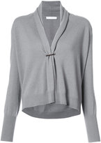 Fabiana Filippi cropped sweater