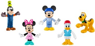 Fisher-Price Disney's Mickey Mouse & the Roadster Racers Mickey's Garage Gang