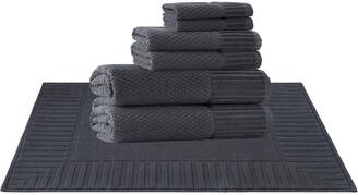 Enchante Home Set Of 8 Timaru Towel Set