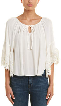 Band of Gypsies Lace Top