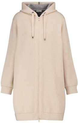 Brunello Cucinelli Exclusive to Mytheresa Cashmere-blend coat