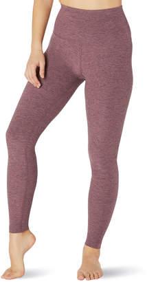 Beyond Yoga Take Me Higher High-Waist Space-Dye Leggings