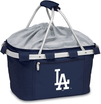 Picnic Time Los Angeles Dodgers Insulated Picnic Basket