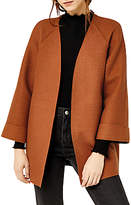 Warehouse Short Bonded Swing Coat, Tan