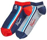 Original Penguin Pack of 2 Trainer Socks