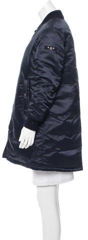 Tatras Down Knee-Length Coat w/ Tags