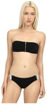 Michael Kors Michael Kor Collection Strapped In Bandeau Set Women' Swimwear Set